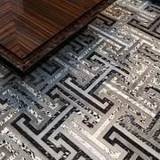 现代住宅效果图时尚地板