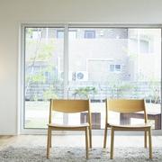 112平日式风格住宅欣赏客厅陈设