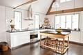 简约装饰风格住宅设计厨房全景