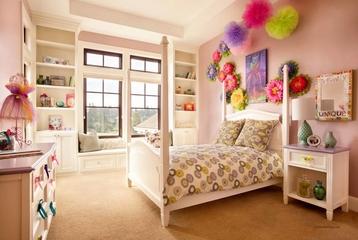 新中式装饰设计套图儿童房