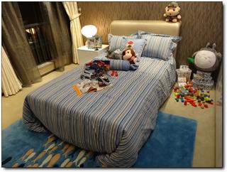 现代风格设计套图儿童房