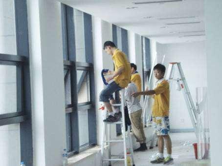 玻璃窗膜的安装方法?
