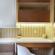卧室收纳柜设计效果图 会收纳的背景墙