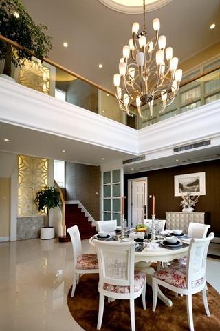 东南亚风住宅欣赏餐厅设计
