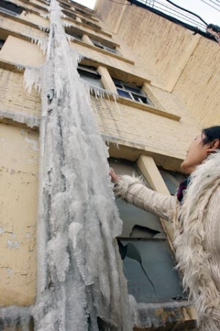 房屋装修水管五大防冻措施