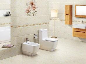 卫生间瓷砖怎么搭配?