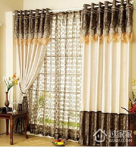 风水师教你挑选正确的窗帘色彩