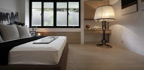 现代奢华效果套图赏析卧室陈设