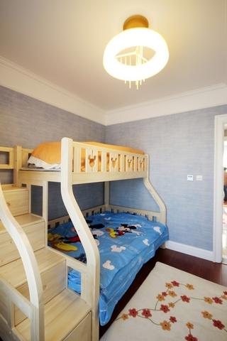 简约三室两厅案例欣赏儿童房