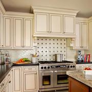 145平实用简欧复式欣赏厨房设计