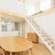 67平日式风格别墅欣赏餐厅设计