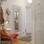 宜家风格别墅装饰套图过道设计