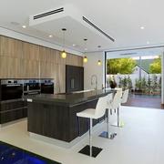 现代梦想家厨房