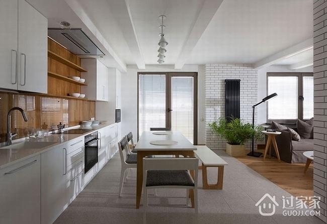 61平现代单身公寓欣赏
