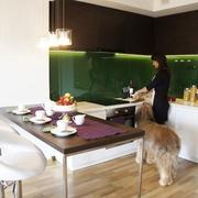 86平优雅现代两居室欣赏