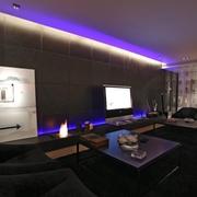 现代风格设计客厅设计