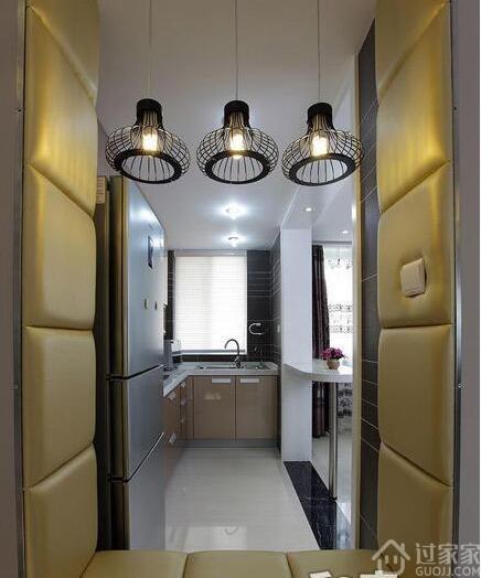 两室一厅现代简约风格,榻榻米书房超实用,建议你也这样设计