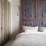 混搭设计波西米亚住宅欣赏卧室局部