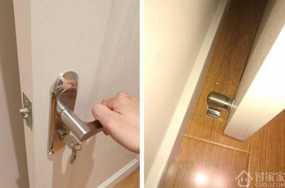 工艺节点28:室内门安装