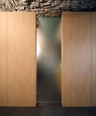 混搭原始设计欣赏室内门