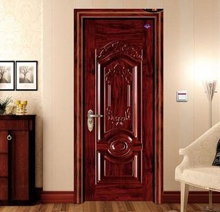什么是钢木门?钢木门安装步骤!