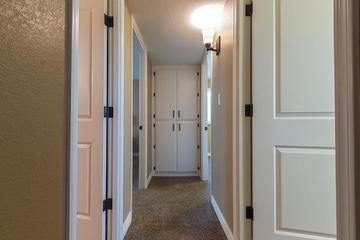 简欧风格别墅设计套图走廊