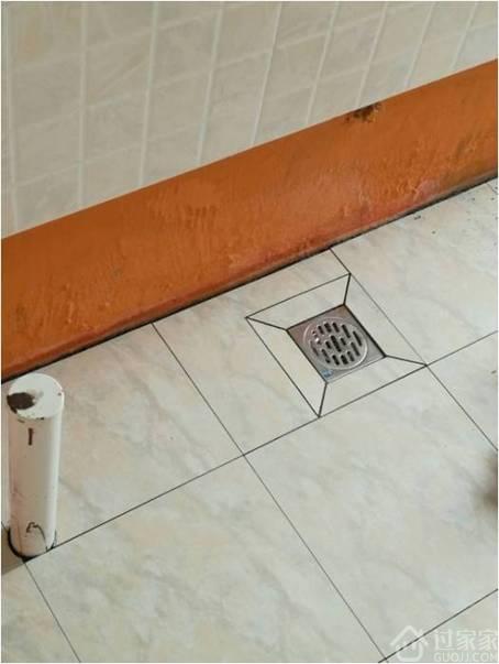 工艺节点20:门槛石安装、地漏安装