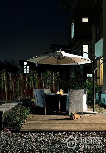 让生活更有品位 别墅露台设计效果图