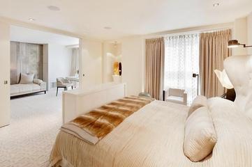 现代设计阳光房欣赏卧室陈设