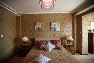 114平东南亚案例欣赏卧室效果