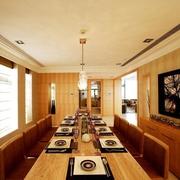 日式温馨复式住宅欣赏