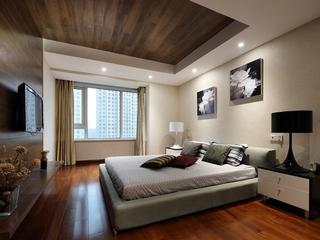 都是现代白领住宅欣赏卧室