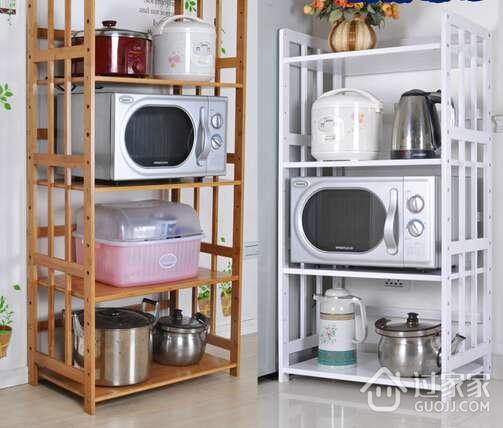 厨房收纳架的选购技巧与使用技巧