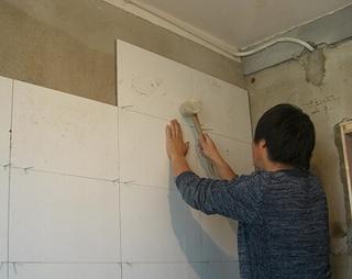 最详细的瓷砖铺贴施工工艺