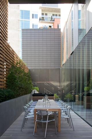 现代设计效果赏析阳台