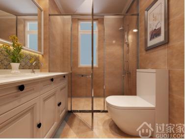 93平简欧风格二居装修效果图,享受惬意浪漫的生活!