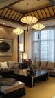 客厅吊顶灯具效果图