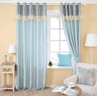 窗帘有哪几种挂法