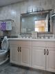 田园风格效果图设计卫生间台面