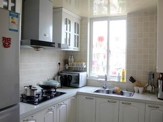 简约温馨田园住宅欣赏厨房