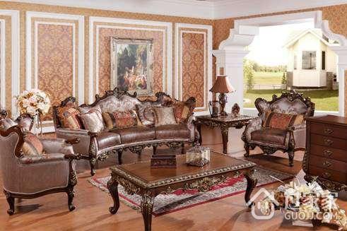 欧式古典家具的特点