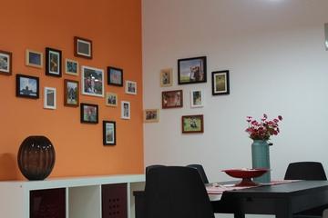 简约风格两居室效果欣赏书房
