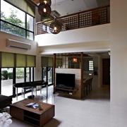 日式禅风复式公寓欣赏