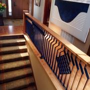 日式装饰风格效果套图楼梯
