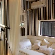 新古典复式设计白色沙发