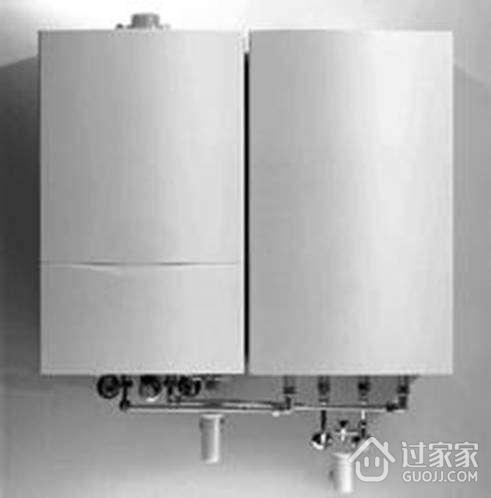 冷凝式燃气壁挂炉的结构与工作原理