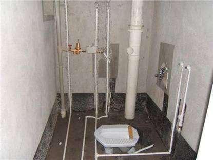 卫生间水管铺设三步走,安全隐患全扫除