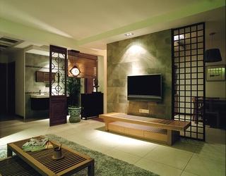 木地板电视背景墙的特点及施工要点
