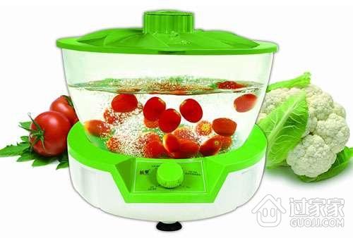 果蔬清洗机的特点 果蔬清洗机的功能原理