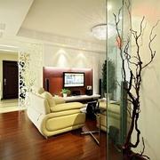 简约风格客厅饰品装饰图 让家多一些浪漫
